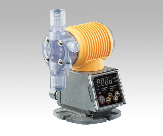 アズワン(AS ONE) ダイヤフラム式定量ポンプ 30mL/min PW-30-VTCF-HWJ(1-6615-12)