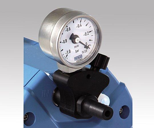 アズワン(AS ONE) ダイヤフラム式真空ポンプ マノメーター付減圧調整器(1-2879-11)