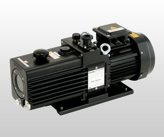 アズワン(AS ONE) 油回転真空ポンプ スーパーデラックスタイプ GLD-202AA(1-898-19)