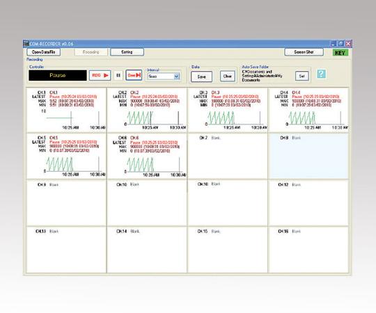 アズワン(AS ONE) 電子天秤用データレコーダーソフトB-16(1-1622-01)