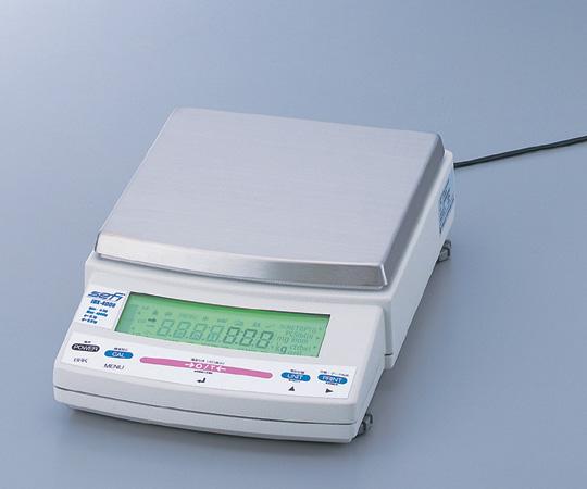 アズワン(AS ONE) 電子天秤 (sefi・ワイドレンジ型) IBX6000(1-7671-04)