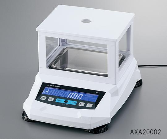 アズワン(AS ONE) 電子天秤 (AXA) 2000g(3-6553-04)