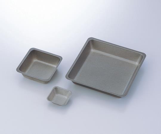 アズワン(AS ONE) 導電性バランスディッシュ(黒)BDC-2 80×80×25mm(3-1569-02)