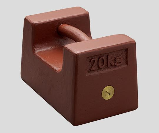アズワン(AS ONE) 枕型分銅 M1RF-10KA(2-441-02)