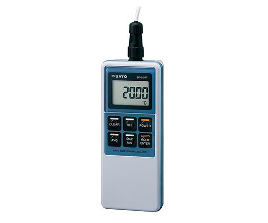 アズワン(AS ONE) 精密型デジタル標準温度計 本体 SK-810PT(8012-00)(3-5914-01)