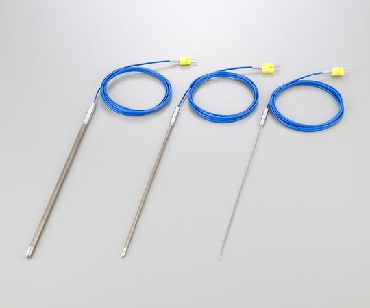 アズワン(AS ONE) Kシース熱電対 0~750 φ3.2mm 1000mm(1-3947-03)