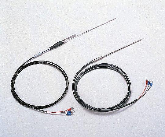 アズワン(AS ONE) 測温抵抗体(フッ素樹脂被覆) FPT100φ3.6×L100(1-5721-01)