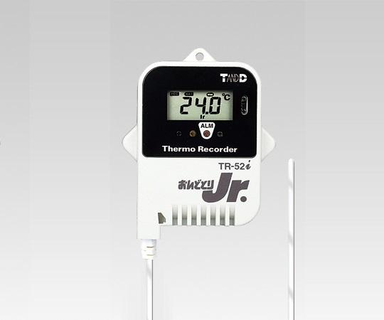 アズワン(AS ONE) 温度記録計(おんどとりJr.)TR-52i -60~155℃(1-5020-33)