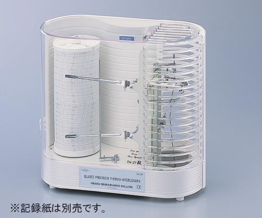 アズワン(AS ONE) 精密自記温湿度計 TH-27R(1-8327-01)