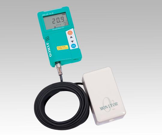 アズワン(AS ONE) 酸素モニター センサー分離・固定型(1-1545-03)