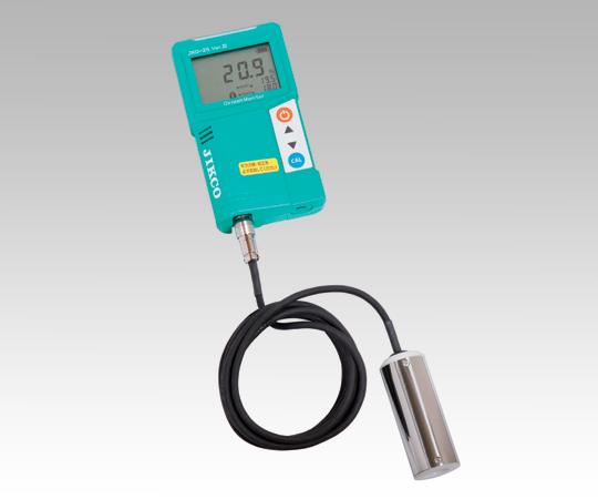 アズワン(AS ONE) 酸素モニター センサー分離・携帯型(1-1545-02)