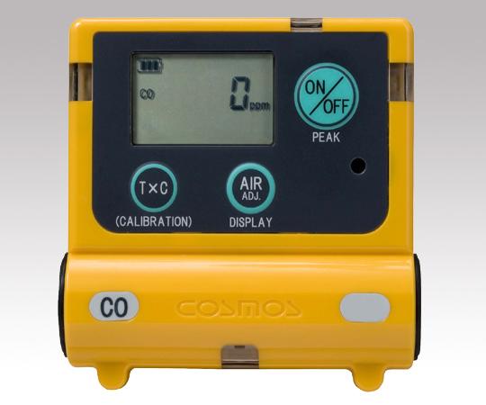 アズワン(AS ONE) 装着型ガス濃度計 0~300ppm(300~2000ppm)(1-8793-12)