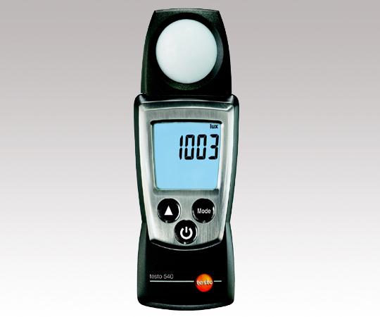 アズワン(AS ONE) ポータブル照度計 testo540(1-6481-01)
