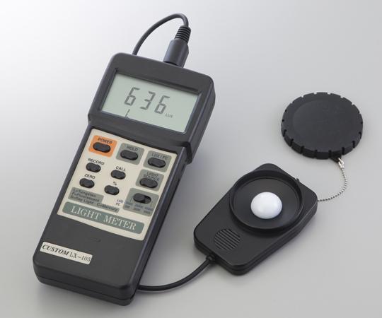 アズワン(AS ONE) デジタル照度計 LX-105(1-6394-01)