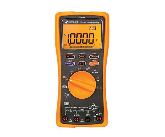 アズワン(AS ONE) デジタルマルチメーター 100Ω~ 100MΩ(1-2175-22)