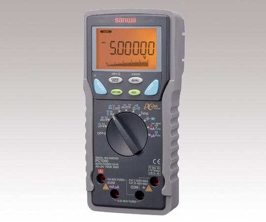 アズワン(AS ONE) デジタルマルチメーター 高確度・高分解能(パソコン接続) PC7000(1-2923-01)