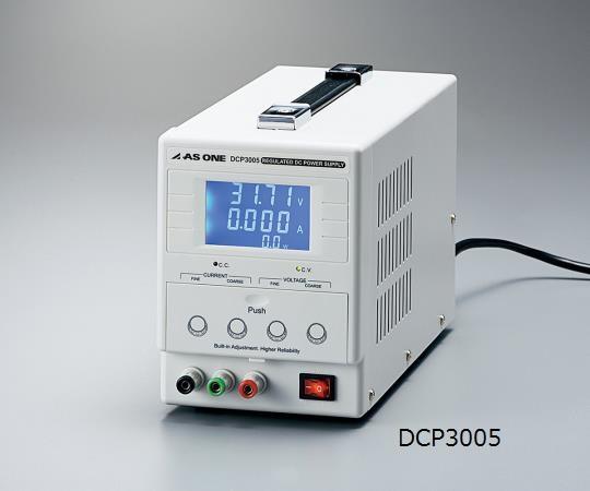 アズワン(AS ONE) 高性能直流安定化電源 出力電圧0~30V 出力電流0~5A(3-6697-02)