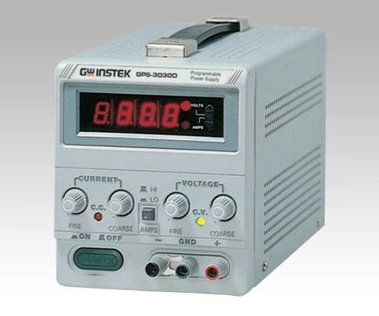 アズワン(AS ONE) 直流安定化電源 30V-3A GPS-3030D(1-3887-03)