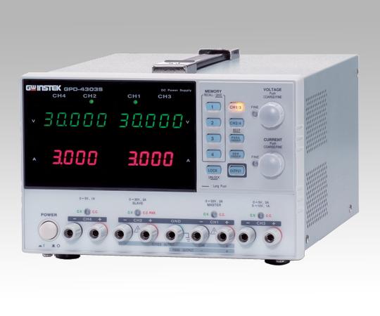アズワン(AS ONE) 直流安定化電源 30V-3A GPD-4303S(1-3888-02)