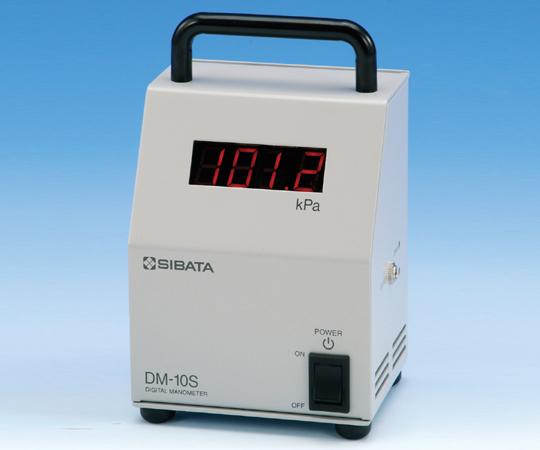 新作人気 ONE) デジタルマノメーター DM-10S(2-8207-11):タニックスショップ 店 アズワン(AS-その他