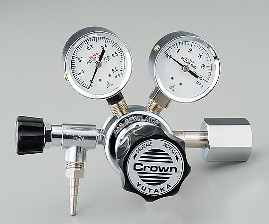 アズワン(AS ONE) 圧力調整器 GF1-2506-RN-VAI(1-6666-14)