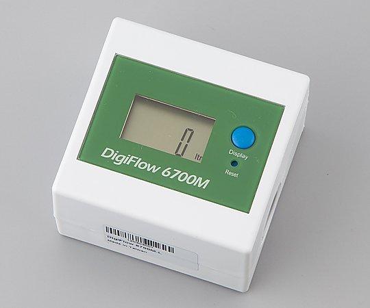 アズワン(AS ONE) バッテリー式流量計 DF067(1-053-01)