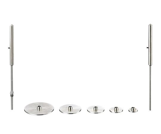 アズワン(AS ONE) 粘度計用スピンドルセット(Lamy Rheology) R2~R7セット(3-7126-02)