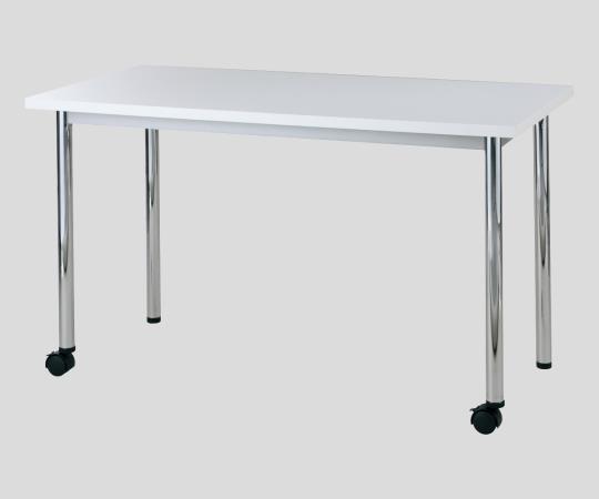 アズワン(AS ONE) 移動テーブルKR-4a1212WHmcM(2-9792-02) 【運賃別途】