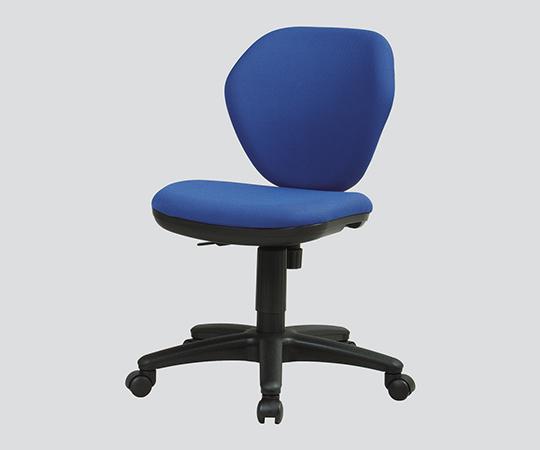 アズワン(AS ONE) スイングチェア(ロッキング機能付)K-921(BL)ブルー(3-5175-01)