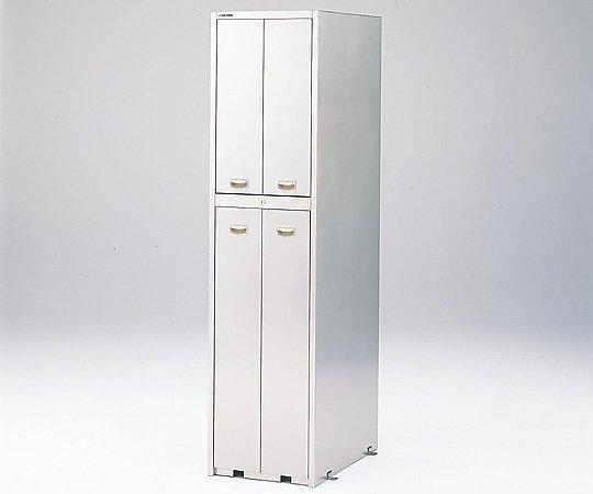 アズワン(AS ONE) 耐震ステンレス薬品庫 SS-1845S4(3-4462-22) 【運賃別途】