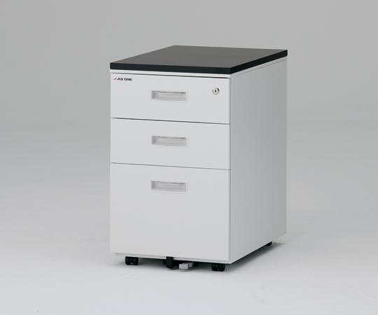 アズワン(AS ONE) セレクトラボ 引出しワゴン 397×575×636mm(1-3372-11)