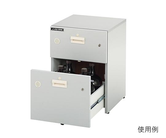アズワン(AS ONE) 木製薬品保管ユニット(UT-Lab.) 463×478×650(3-6795-02)