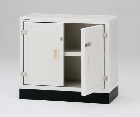アズワン(AS ONE) ユニット型塩ビ薬品庫(下段)DK900H(1-1631-02)