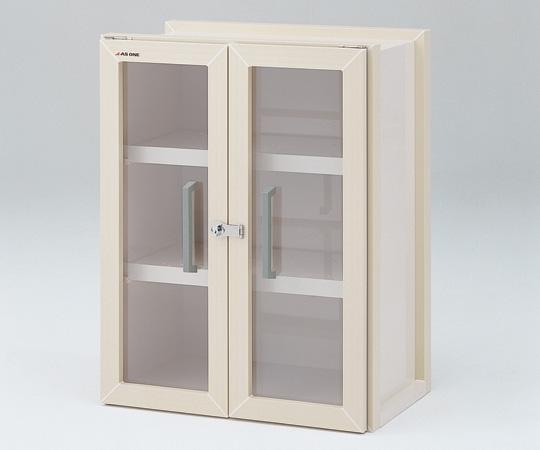 アズワン(AS ONE) PVC薬品庫(上段用) 705×450×900mm(2-8069-02)