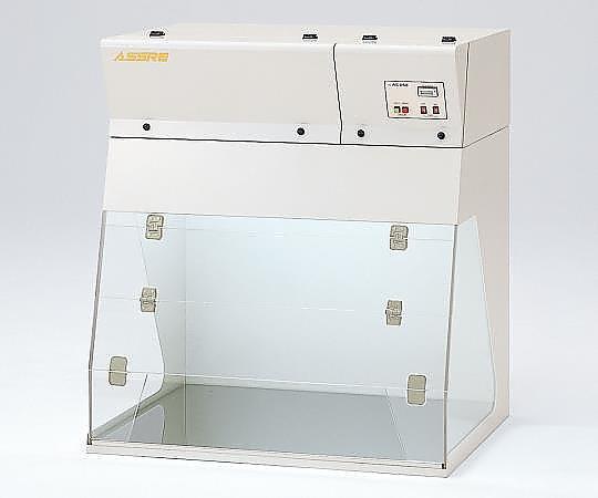 アズワン(AS ONE) ダクトレスヒュームフード 600×700×1000mm(3-4425-31) 【運賃別途】