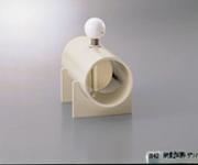 アズワン(AS ONE) 配管用部品 風量調節ダンパ(中間型) φ100mm(1-7613-11)