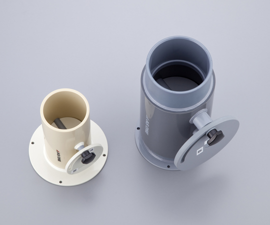 アズワン(AS ONE) 配管用部品風量調節ダンパ(直接型)φ100用(1-1607-02)