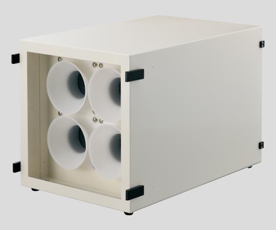 アズワン(AS ONE) 活性炭ユニット ヒュームフードL型用(3-4064-24)