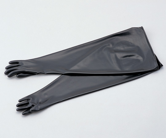 アズワン(AS ONE) ブチルゴム手袋 φ150mm用(1-9607-01)