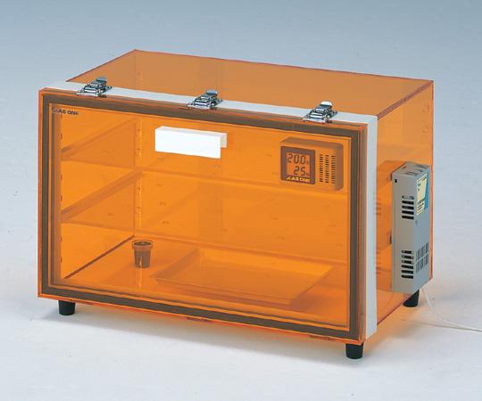アズワン(AS ONE) UVオートドライデシケーター 530×345×335mm 520nm以下カット可(1-5488-24)