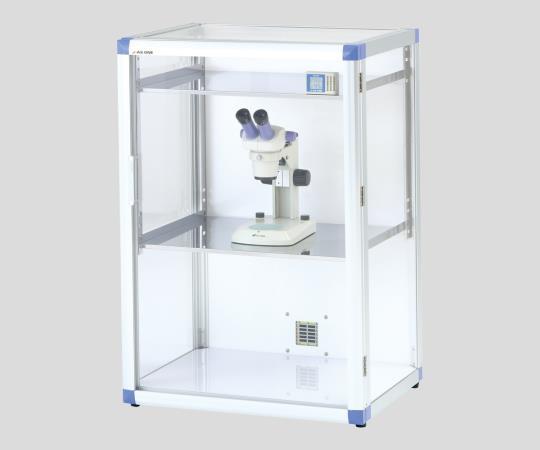 アズワン(AS ONE) 顕微鏡保管デシケーター 700×600×1020mm(3-1553-04)