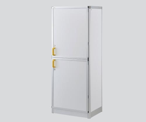 アズワン(AS ONE) アルティア 材料キャビネット(開き扉2枚) 窓なし(8-9926-01) 【運賃別途】
