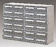 アズワン(AS ONE) HA5小型引出セット HA5-S072 495×192×372mm (3-275-07)