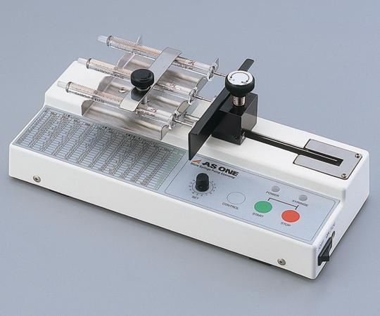 豪華で新しい ONE) マイクロシリンジポンプ MSPE−3(2-7819-02):タニックスショップ 店 アズワン(AS-その他