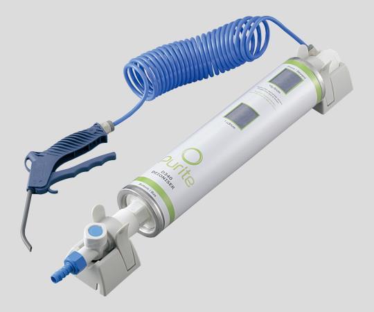 アズワン(AS ONE) イオン交換水製造器 LABWATER1 580×80×100mm(2-9416-01)