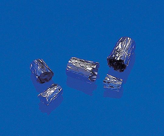 アズワン(AS ONE) 元素分析用サンプル容器 すずカプセルφ5.0mm(2-5725-01)