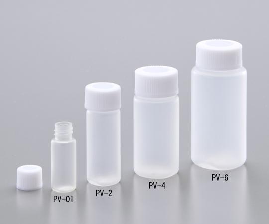アズワン(AS ONE) PPバイアル瓶 16.0mL(1-8138-05)