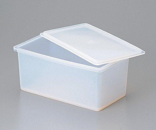 アズワン(AS ONE) 角型タンクPFA製 カバー(7.4L用)(4-3040-08)