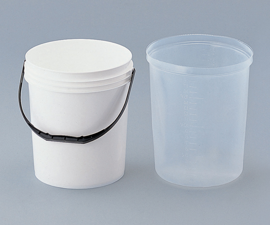 アズワン(AS ONE) 18リットル缶セット 140(2-8178-01)