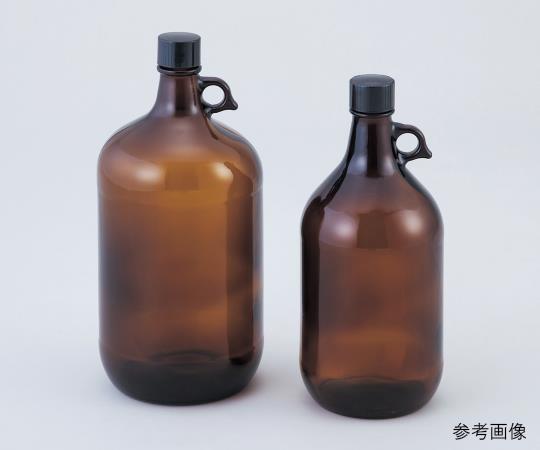 アズワン(AS ONE) アンバーガロン瓶13-757-206 2365mL(1-1843-13)